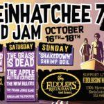 Steinhatchee 7 Band Jam